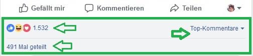 facebook kommentare