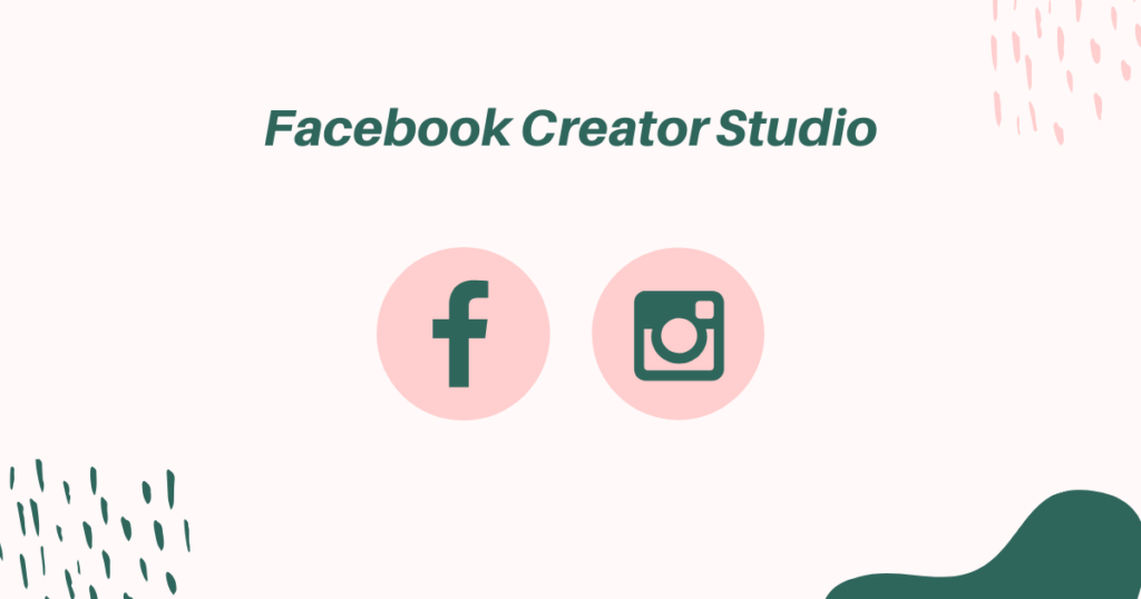 facebook creator studio beiträge vorplanen